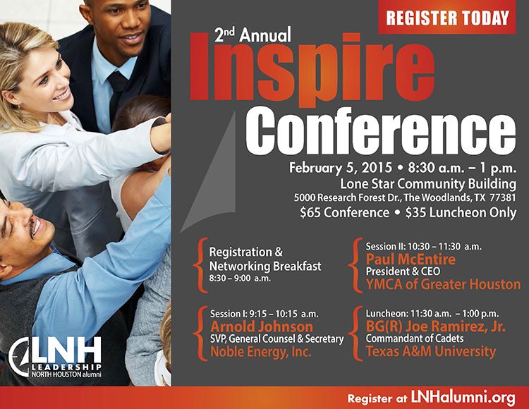 Inspire Conference February 5